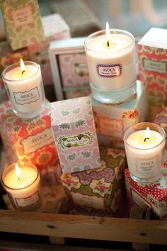 Behind the Colourful World of Avoca Artisan Food, Handmade Candles, Candle Wax, Pretty Little, Fragrance, Home And Garden, Dining, Beautiful, Diffusers