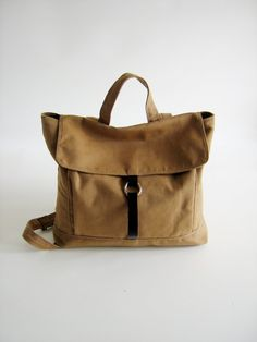 EXPRESS SHIPPING // Tanya in Camel  unisex back by christystudio, $53.00