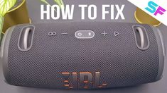 How to FIX - JBL Xtreme 3 does not connect, does not charge Bluetooth Speakers, Connection