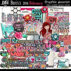 Life Basixx 2016 February Collection