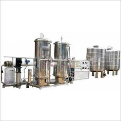 Reverse osmosis (RO) is a membrane-technology filtration method that removes many types of large molecules and ions from solutions by applying pressure to the solution, when it is on one side of a selective membrane. Reverse Osmosis Water, Water Treatment, Water Plants, Ahmedabad, How To Apply, Latest Technology, Products, Beauty Products