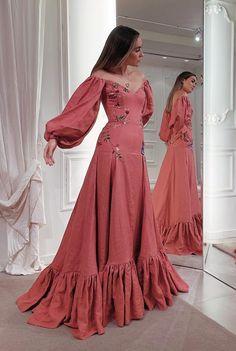 Royal Dresses, Gala Dresses, Dressy Dresses, Club Dresses, Sheer Wedding Dress, Weeding Dress, Elegant Dresses For Women, Beautiful Dresses, Victorian Gown