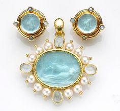 Elizabeth Locke - Love her jewelry
