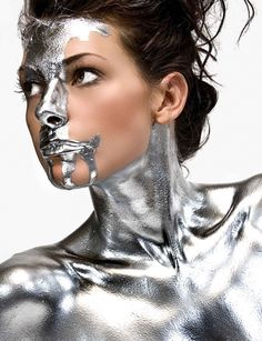 MUA - Small Elements of this from the first look - building up.... NOT THIS MUCH!