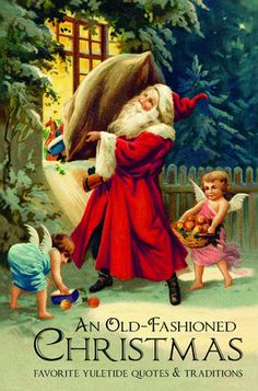 Vintage Christmas Images, Victorian Christmas, Christmas Pictures, Christmas Postcards, Vintage Santa Claus, Vintage Santas, Very Merry Christmas, Father Christmas, Xmas