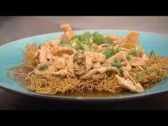 Classic Chicken Chow Mein (Part 2) - Ken Hom & Ching He Huang