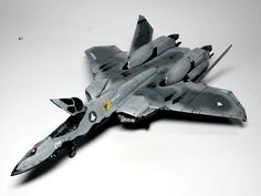 Vf-22s ムーンシューターズ Wingnineの模型