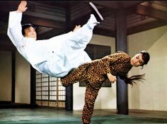 Angela Mao. The lethal lady of Kung fu