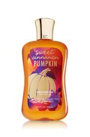 Sweet Cinnamon Pumpkin Shower Gel - Signature Collection - Bath & Body Works