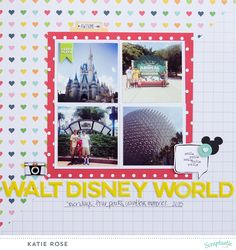 Walt+Disney+World - Scrapbook.com                                                                                                                                                      More