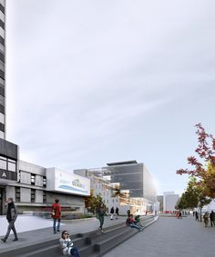 Architects for Urbanity Win Competition for Varna Regional Library
