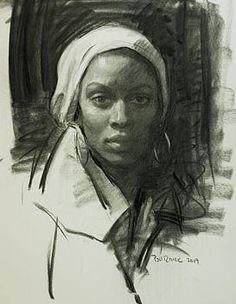 Ebony    Artist  Scott Burdick