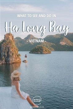 Located four hours outside of Hanoi is this amazing place, but besides soaking in the natural scenery what are the best things to do in Ha Long Bay? Vietnam Destinations, Vietnam Hotels, Vietnam Travel Guide, Asia Travel, Hanoi Vietnam, Beautiful Places To Visit, Places To See, Cat Ba Island, Long Cat