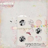 A Project by morgane44 from our Scrapbooking Gallery originally submitted 03/16/12 at 08:05 AM