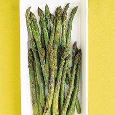 Oven-Roasted Asparagus http://www.yummly.com/recipe/Roasted-asparagus-329579