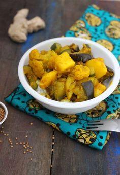 Oriental Mango Masala