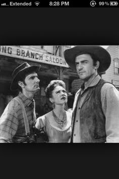 Gunsmoke turned out to be one of the longest running series on tv.