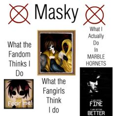 Masky Meme
