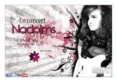 Concert Nadolms - Comédie Café Metz