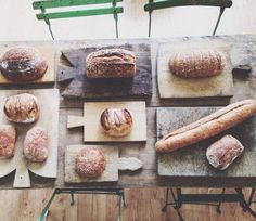 bread boards of all sizes