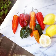 Beauty from the inside out. Three alkalizing foods to stimulate your metabolism and spice up your daily regimen: Chili peppers, lemons, and fresh spearmint.  #thephacelife #ph #phbalance #clearskin #healthyskin #beauty #health #wellness #alkalinediet #alkalinebody #selflove #mindfulness #natural #beautyinsideout