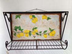 Painel prateleira - Limões Sicilianos