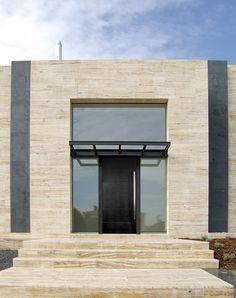 Plastpro DMT51 Lavorato Series Modern Style fiberglass door
