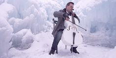 WATCH: The Piano Guys Give Us Chills With 'Let It Go' Rendition From 'Frozen'
