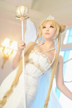 Sailor Moon R (美少女戦士セーラームーンR) ~ Neo Queen Serenity (ネオ・クイーン・セレニティ) 1, 2, 3, 4, 5.