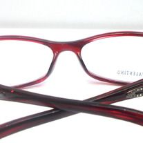 247381d397 Made in Italy Beautiful stunning Valentino plastic frame with swarowski  stones on temples