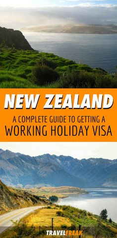 What better place to work and travel than in beautiful New Zealan… – Asia destinations - Travel Destinations New Zealand Work Visa, Work In New Zealand, Visit New Zealand, New Zealand Travel, Brisbane, Melbourne, Sydney, Working Holiday Visa, Working Holidays