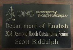 Scott Biddulph: From Biker to Bookworm to the Desmond Booth Award