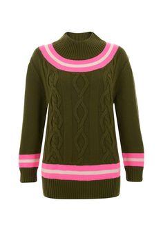 Fun winter sweater.