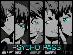 Psycho-Pass talk about an amazing anime!