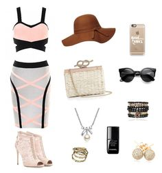 """Untitled #34"" by sabanovicelma ❤ liked on Polyvore featuring Dolce&Gabbana, Talbots, Dorothy Perkins, Casetify, Samantha Wills, MBLife.com, le top and Loushelou"