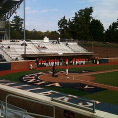 #UVa #Baseball #DavenportField