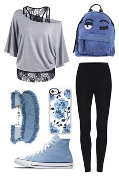 """""""Untitled #24"""" by anna1820 on Polyvore featuring Chiara Ferragni, Casetify and DANNIJO"""