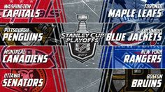 The Eastern Conference Playoff picture. Pittsburgh Sports, Pittsburgh Penguins, Playoff Picture, Stanley Cup Playoffs, Nhl Players, Washington Capitals, New York Rangers, Ottawa, Montreal