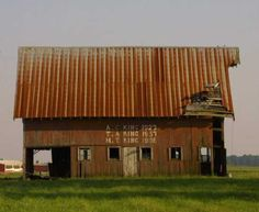 3 generations barn in Tipton Co. Indiana