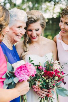 Homegrown Inspired shoot with Mothers and Grandmothers Wedding Blog, Wedding Styles, Dream Wedding, Wedding Ideas, Berry Wedding, Wedding Flowers, Lady Grey, Grandmothers, Bridesmaid Dresses