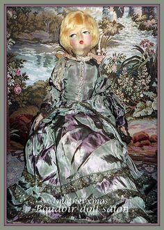 boudoir doll etta lace