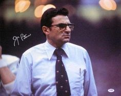 Autographed Joe Paterno Photograph - Penn State University 16x20 PSA DNA - Autographed College Photos $1,158.55