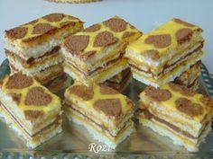 Rozi Erdélyi konyhája: Álom sütemény