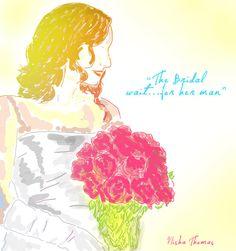 Bridal wait