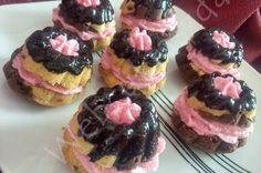 Food To Make, Muffins, Cheesecake, Deserts, Cupcakes, Sweets, Baking, Recipes, Gastronomia