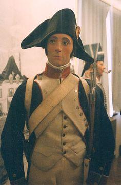 Fusilier, Line Infantry(1804-1806)
