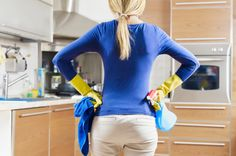 Learn to clean your house like a professional! There is an order that makes things much faster and more efficient.