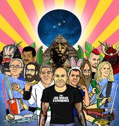 THE JOE ROGAN EXPERIENCE hosted by Joe Rogan and Brian Redban #podcasts