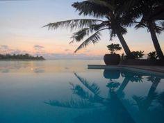 Luxury Beachfront House in Rarotonga, Cook Islands