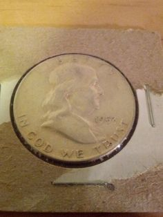1953D Older Franklin Silver half dollar BU by DrewsCollectibles, $21.99
